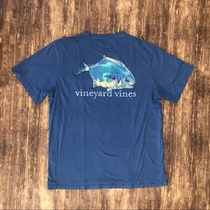 Vineyard Vines Fish Tee